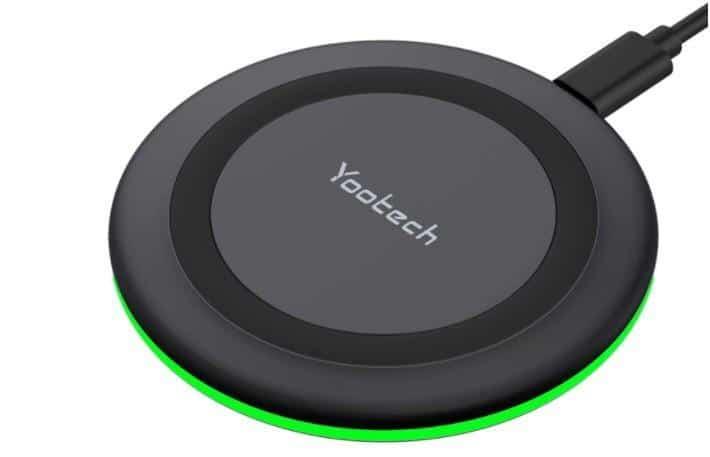 La almohadilla de carga inalámbrica Yootech de 10 W es la mejor para comprar, ¿es compatible el cargador inalámbrico Yootech ?, ¿la carga inalámbrica de 10 W es rápida ?, ¿Qué teléfonos son compatibles con el cargador inalámbrico Yootech ?, ¿Es bueno un cargador inalámbrico de 10 W ?, manual del cargador inalámbrico Yootech