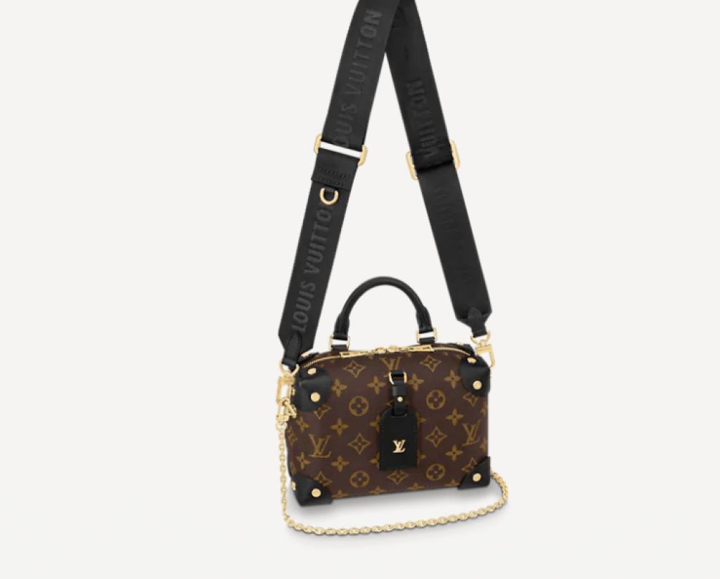 LV Petite Malle Pouch Bag fabricado en China, los mejores vendedores de bolsos LV de réplica de DHGate, ¿Cuánto cuesta un bolso Louis Vuitton en China? ¿Son reales los bolsos Louis Vuitton de China?