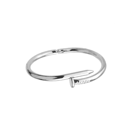 El brazalete envuelto en forma de uñas es la mejor joyería de diseñador de Shein.
