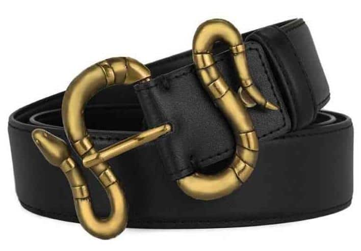 Black Leather Belt with Snake Buckle is 10 Best Gucci Belt Dupes, 10 Gucci Belt Dupes that seriously look Real, The best Gucci Inspired Belts, Fake Gucci Belts (GG Belts) and Gucci Belt Dupes, 10 Cheap Gucci belts, 10,  Affordable Alternatives To The Popular Gucci Marmont Belt, Best Gucci belt dupe 2021 2022 2023, How to get a Gucci belt for cheap,